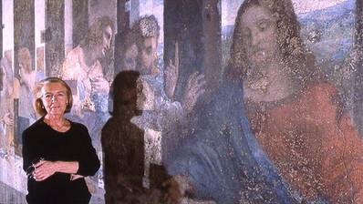 """Murió Pinin Brambilla, la restauradora que trabajó 21 años para salvar""""La Última Cena"""" de Leonardo"""