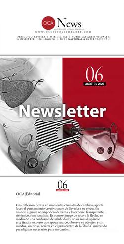 OCA|Newsletter 06 / Agosto, 2020
