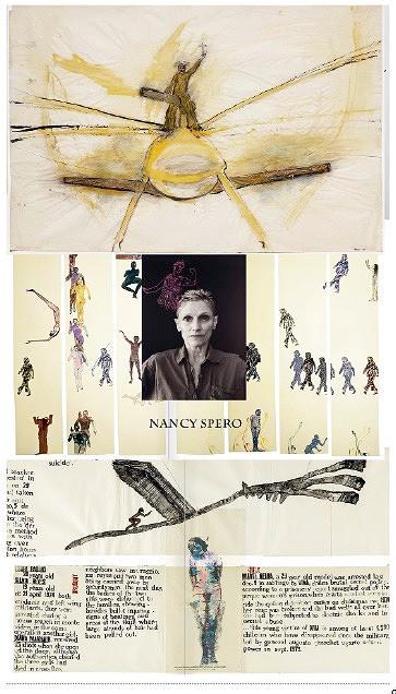 Nancy Spero: Paper Mirror