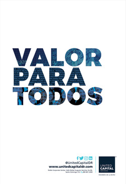 VALOR PARA TODOS