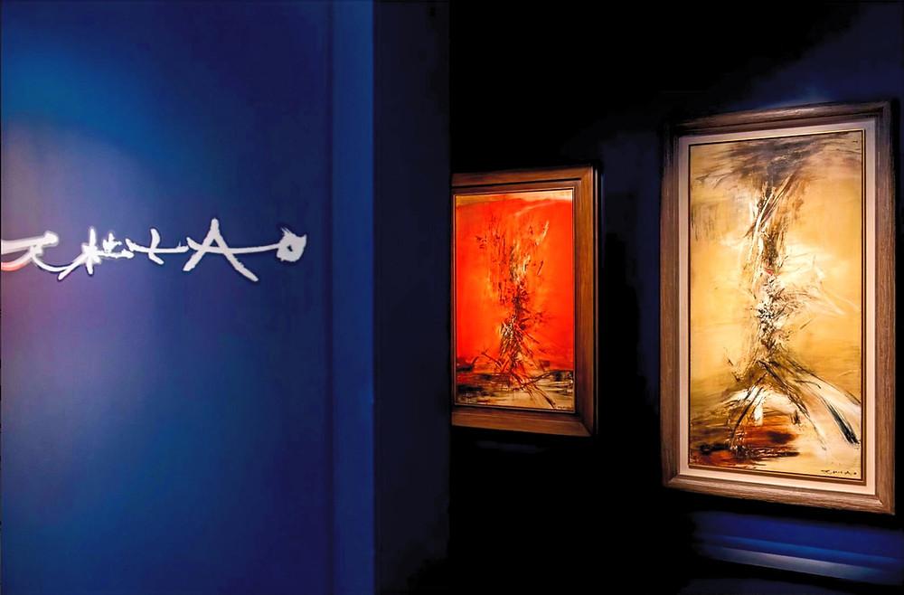 La semana pasada se vendieron dos obras del período de huracanes del artista,