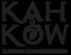 Logo Kahkow_con slogan (negro).png