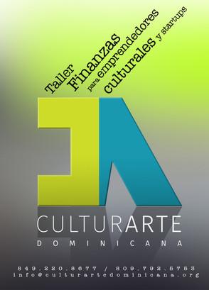 El taller de Finanzas para emprendedores culturales y start ups