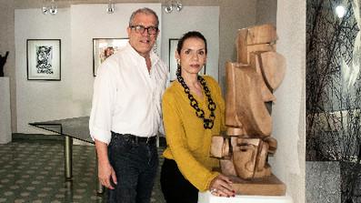 """""""El porvenir de las artes va muy ligado al desarrollo de sus pueblos""""  Entrevista OCA. """"The fut"""