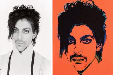 """¿Qué se considera """"uso legítimo""""? El debate sobre la apropiación de la fotografía de Prince..."""