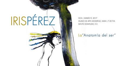 "La ""Anatomía del ser"" de Iris Pérez Romero, Museo de Arte Moderno (MAM) / The ""Anatomy of Being"