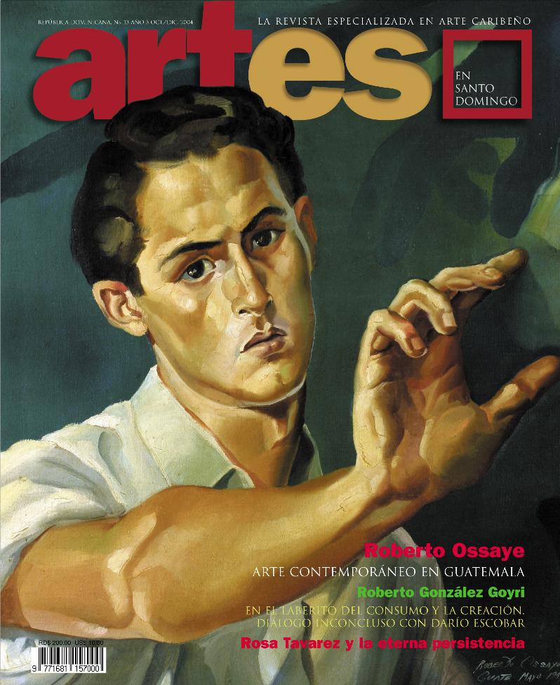 Revista Artes / Oct.-Dic. / 2004