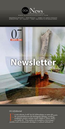 OCA|Newsletter 07 / Agosto, 2020