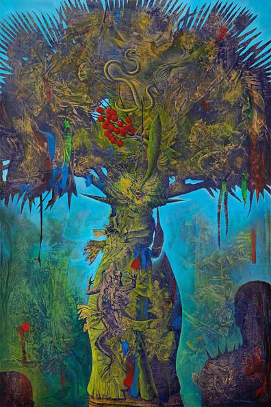 """Rafael Trelles expone en Londres su individual """"Axis Mundi"""""""