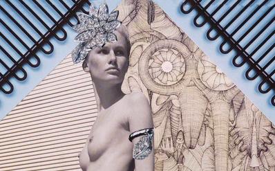 Ani Mederos: la valoración y canalización del poder femenino a través del arte.