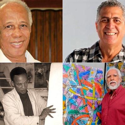 Los ganadores el Premio Nacional de Artes Visuales 2020