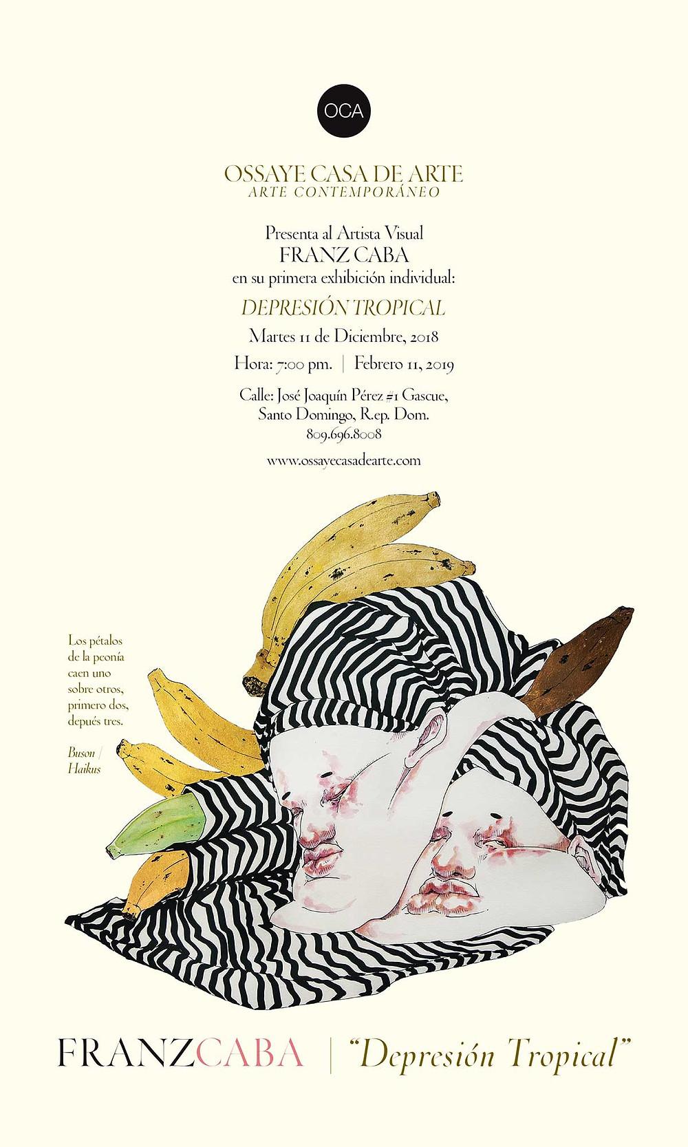 Franz Caba / Depresión Tropical