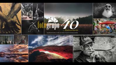 40 Aniversario Fotogrupo / Homenaje a sus fundadores / Palacio de Bellas Artes | 40 Anniversary Foto