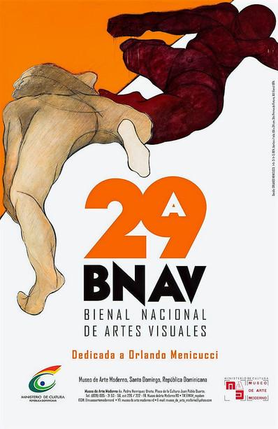 Ministerio de Cultura anuncia jurado selección XXIX Bienal de Artes Visuales.
