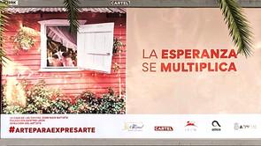 Arte para Expresarte: un museo a cielo abierto en todo el Distrito Nacional