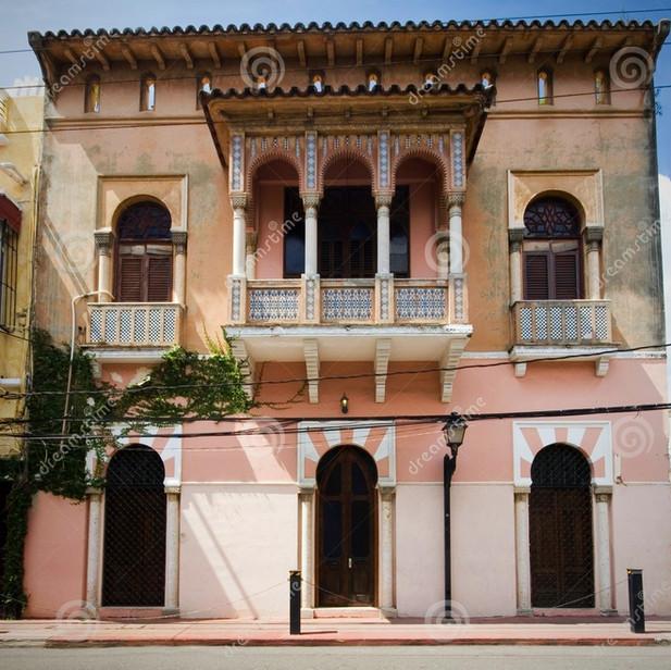 Museo de la Porcelana / Sto. Dgo. RD