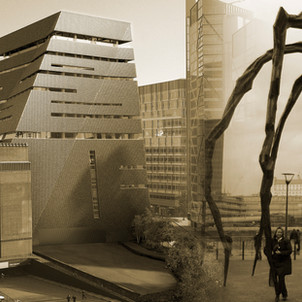 Tate Modern / Museo Nacional Británico de Arte Moderno