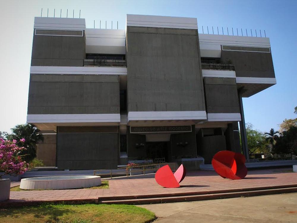 Museo de Arte Moderno (MAM) de Santo Domingo, RD.