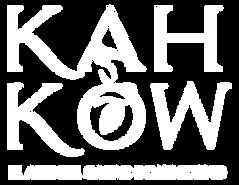 Logo Kahkow_con slogan (white).png