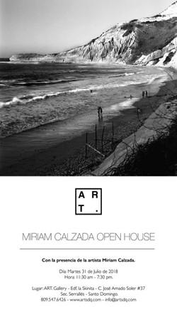 Mirian Calzada | Open House