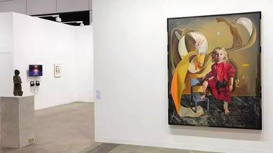 Art Basel Hong Kong 2018 / ventas sólidas y más coleccionistas chinos   Art Basel Hong Kong 2018 / s
