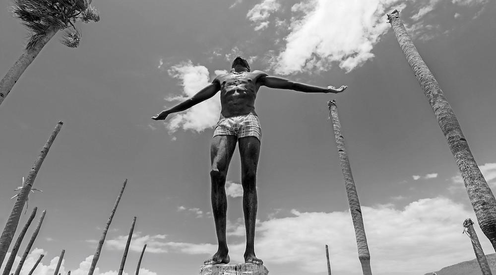 Kevin Naar | Un ojo en el blanco y negro