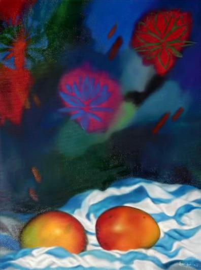 XXI Exposición Individual del artista Enriquillo Amiama Rodríguez,  2021