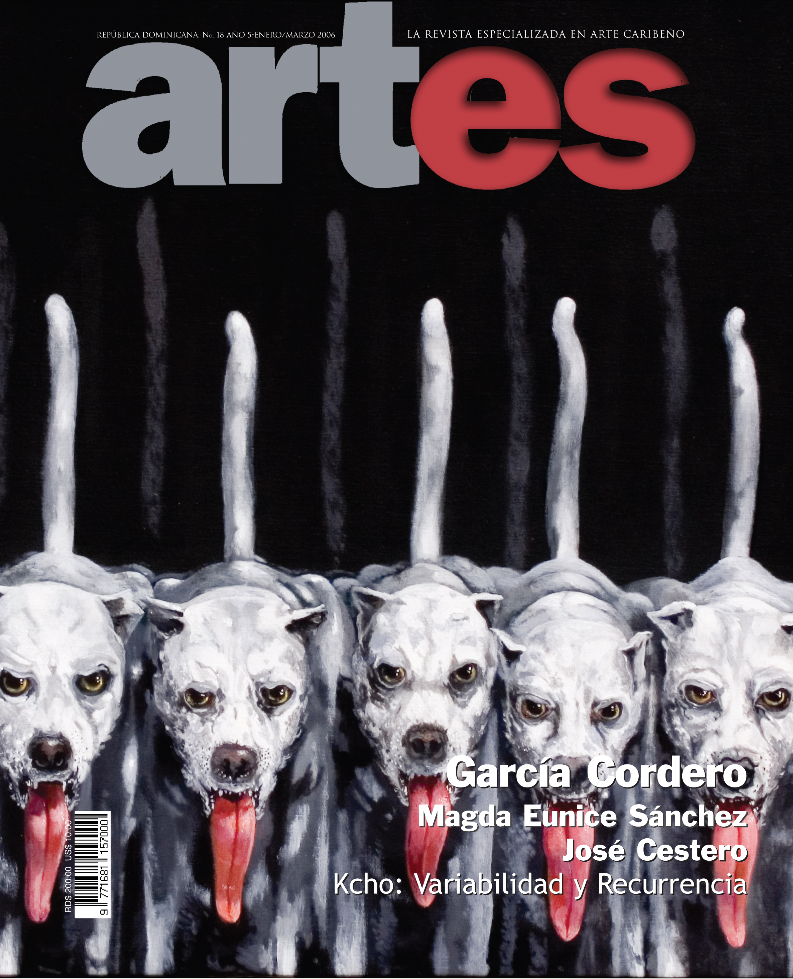 Revista Artes / No. 18  / 2006