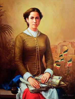 Rosa Duarte, retrato de una heroína