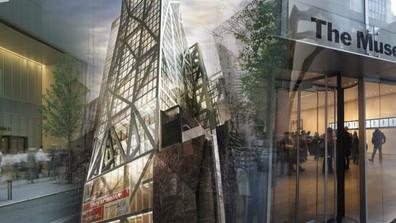 El Museo de Arte Moderno de Nueva York. MOMA / Museum of Modern Art MOMA, N.Y.
