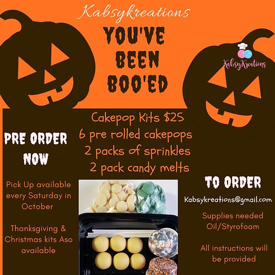 Halloween DIY Kit