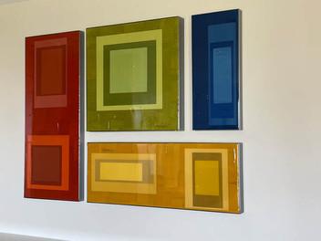 Minimalism Custom Commission Installation