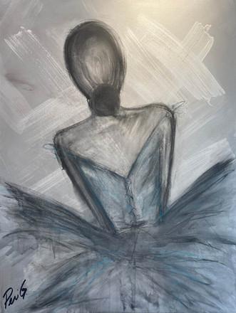 Charcoal Ballerina