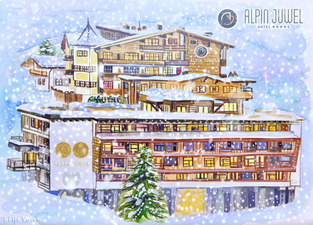 Hotel Alpin Juwel.MOV