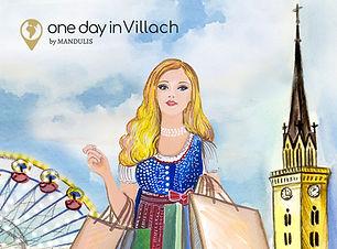 shopping-girl-dirndl-Villacher-Kirchtag.