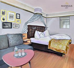 Zimmer Hotel Weisses Rössl