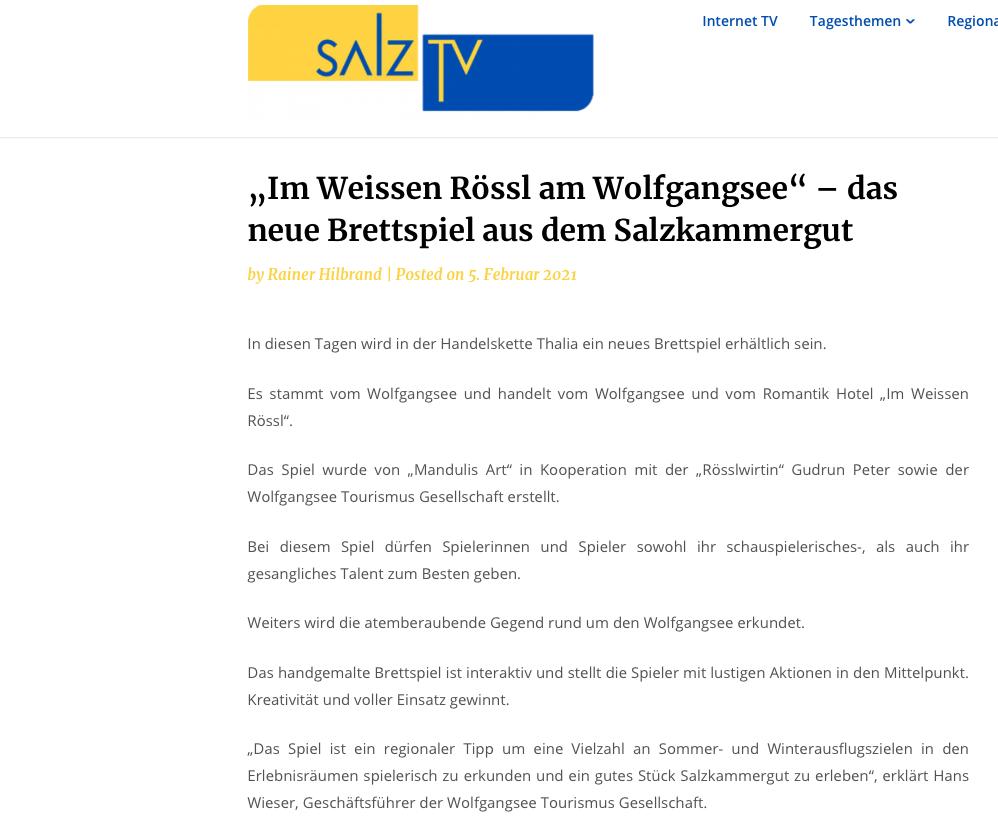 Salz TV