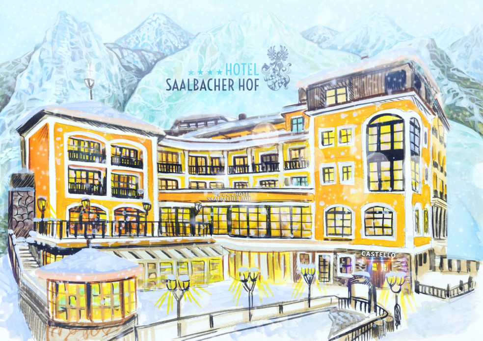 Hotel Saalbacher Hof.MOV