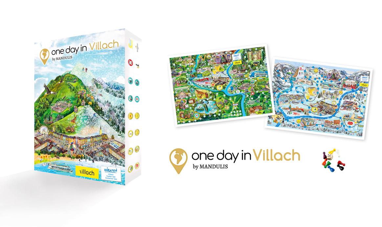 one day in Villach