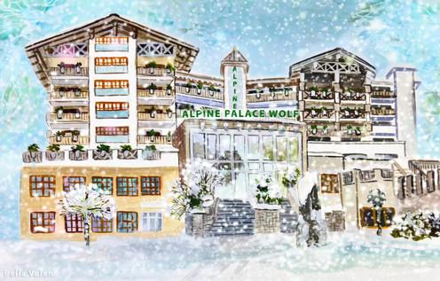 Hotel Alpine Palace.MOV