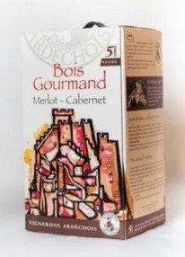 Bois Gourmand. Bag in Box 5 lts