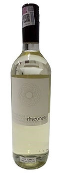 rincones sauvignon blanco.  vinos chile Wine Not Mexico