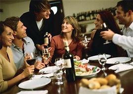 Ideas Cumpleaños diferente original Evento privado Vino Cena