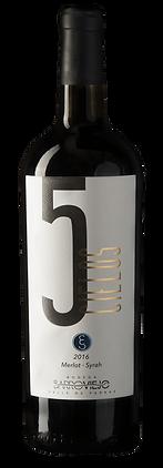 5 CIELOS.Vino mexicano Parras Coahuila. Wine Not Mexico