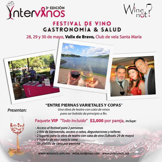 Festival del vino, gastronomía y salud
