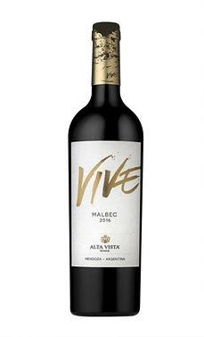 ViVe Malbec Alta Vista. Vinos Wine Not México