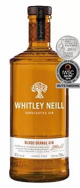 WHITLEY NEILL BLOOD ORANGE GIN.