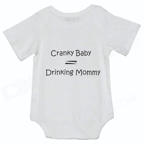 Baby body Cranky baby