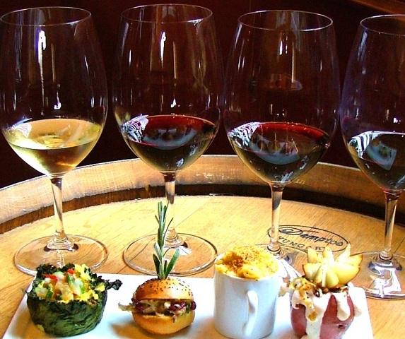 Maridaje Cena Vino