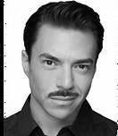 Samuel Kelly Aiello. Actor en Entre piernas varietales y copas. Teatro y Vino.